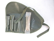 Australian L1A1 cleaning kit roll